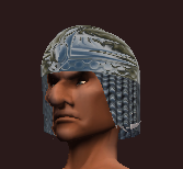 Outrider's Elven Chain Helmet (Equipped)