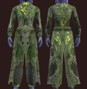 Robe of Sorrow's End (Equipped)