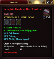 Seraphic Bands of the Occultist