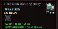 Hoop of the Roosting Harpy
