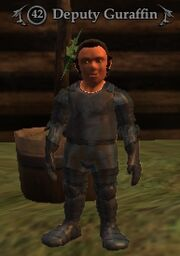 Deputy Guraffin