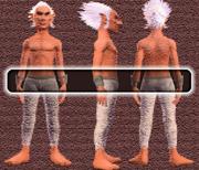 Primalist's Chain Cuffs (Equipped)