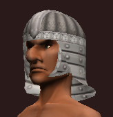 Gambler's Coif of the Citadel (Equipped)