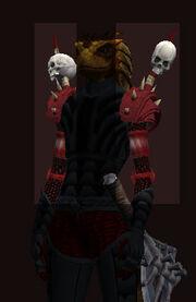 Skull-spiked-pauldrons