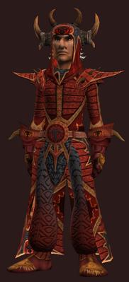 Invoker's Seraphic (Armor Set) (Visible, Male)
