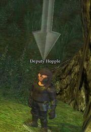 Deputy Hopple