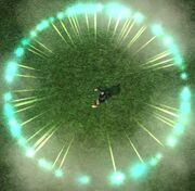 Firework Rainbow Ring (Visible)