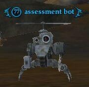 Assessment bot