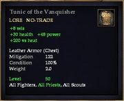 Tunic of the Vanquisher