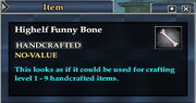 Highelf Funny Bone