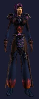 Demoncloth (Armor Set) (Visible, Female)