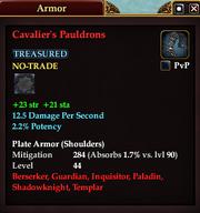Cavalier's Pauldrons (44)