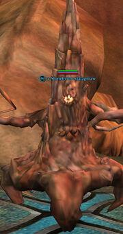 A Stonebrunt stalagmaw