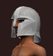 Gallant Dragoon's Helmet (Equipped)