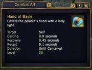 Hand of Bayle