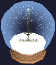 The Antonican Snowglobe (Visible)
