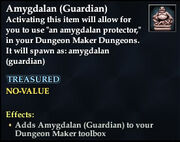 Amygdalan (Guardian)