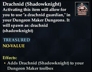 Drachnid (Shadowknight)
