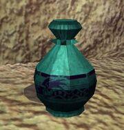 Dusty vase