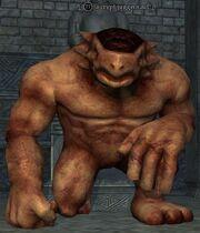 A crypt juggernaut