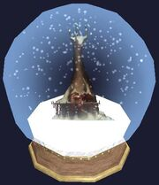 The Volcanic Snowglobe (Visible)