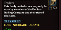 Plain Helm of the Far Seas Traders