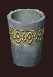 Silvery Goblet