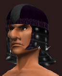 Venerable Cap of the Stormbringer (Equipped)