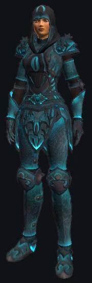 Plate Armor of Woe(Worn)