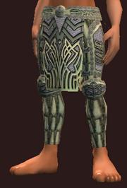 Naturewalker's Leather Pants of the Forestspeaker (Equipped)