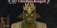 Chieftain Korgull