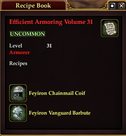 Efficient Armoring Volume 31