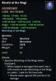 Shield of the Magi