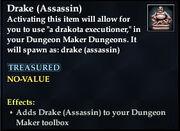 Drake (Assassin)