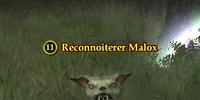 Reconnoiterer Malox