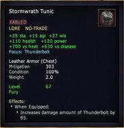 Stormwrath Tunic