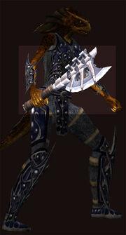 Axe-of-decapitation