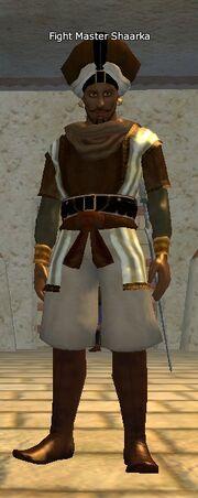 Fight Master Shaarka