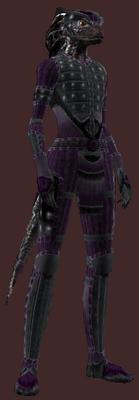 Stormbringer's Venerable (Armor Set) (Visible, Female)