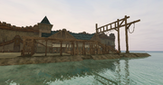Qeynos Shipyard
