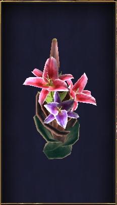 File:Pink Lilies in an Elegant Vase Dressing Room.jpg