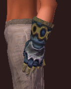 Cloth Gloves of Greater Skyshrine (Equipped)