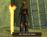 Staff of Valas (Visible)