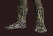 Thaumaturge's Shoes of the Archcaster (Equipped)