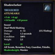 Shadowlurker