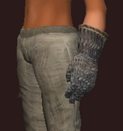Callistan's Blood Soaked Gloves (Equipped)