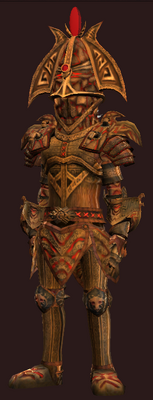 Exarch's Sacrosanct (Armor Set) (Visible, Male)