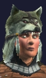 Gaunt Totemic Hat (Equipped)
