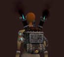 Tinkerer's Combustion Powered Backpack