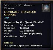 Vornlin's Mushroom Blaster